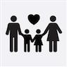 Scheideanstalt_Familie mit zwei Kindern
