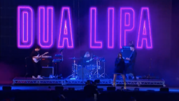 DUA LIPA in Hamburg!