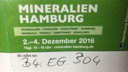 Mineralien (Tage) Hamburg